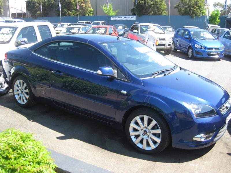 2007 FORD FOCUS COUPE-CABRIOLET LT 32316