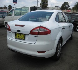 2008 FORD MONDEO LX MA 33270