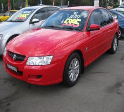 2004 HOLDEN COMMODORE ACCLAIM VZ 33352