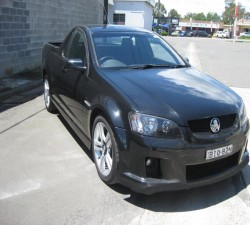 2008 HOLDEN COMMODORE SV6 VE 33362