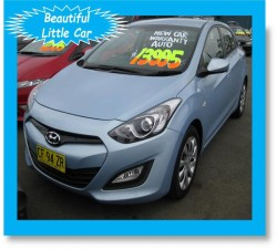 2012 HYUNDAI I30 ACTIVE GD 33397